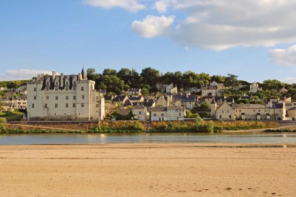 Château de Montsoreau – Côté Loire